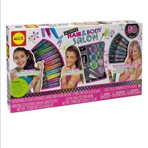 Alex Spa Ultimate Hair & Body Salon